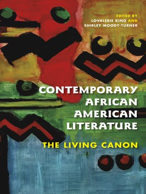 cover image of Contemporary African American Literature
